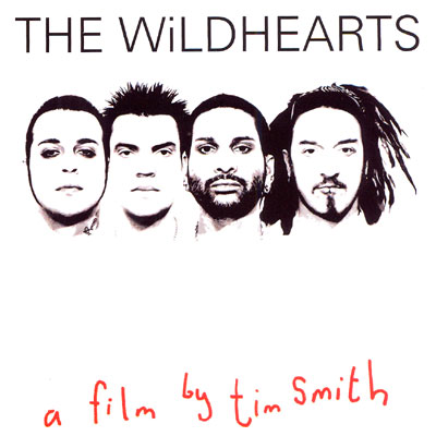 The Wildhearts Live In The Studio DVD Cover