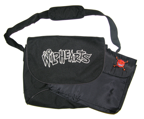Smileybones Laptop/Messenger Bag
