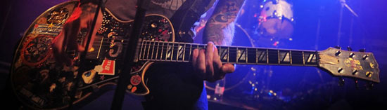 Ginger Guitar